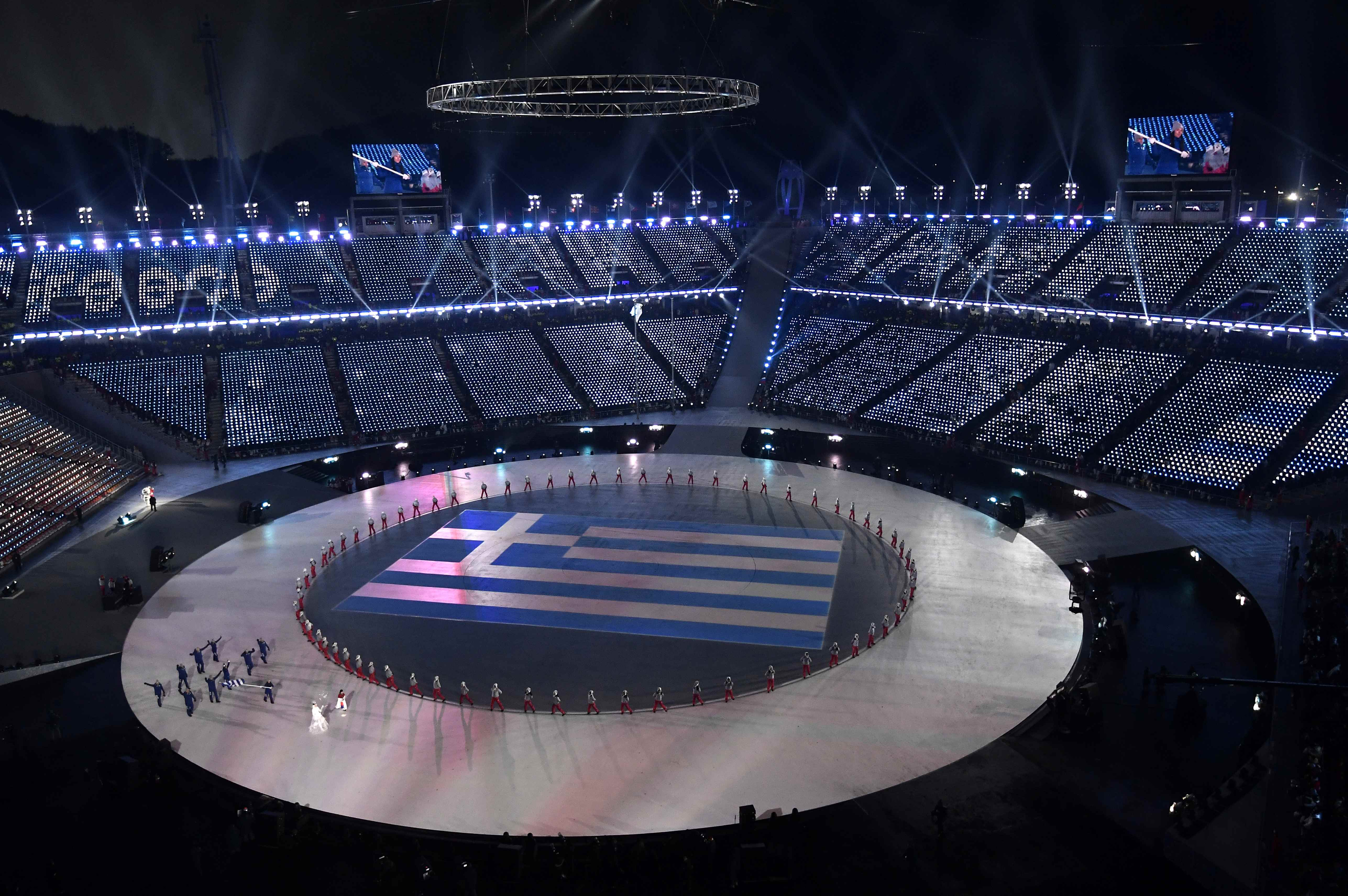 Открытие Олимпиады-2018 обошлось в десятки миллионов долларов
