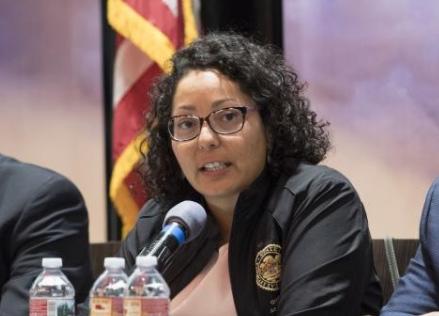 Кристину Гарсиа обвинили в непристойном поведении