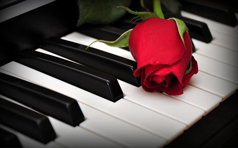 музыка, день валентина