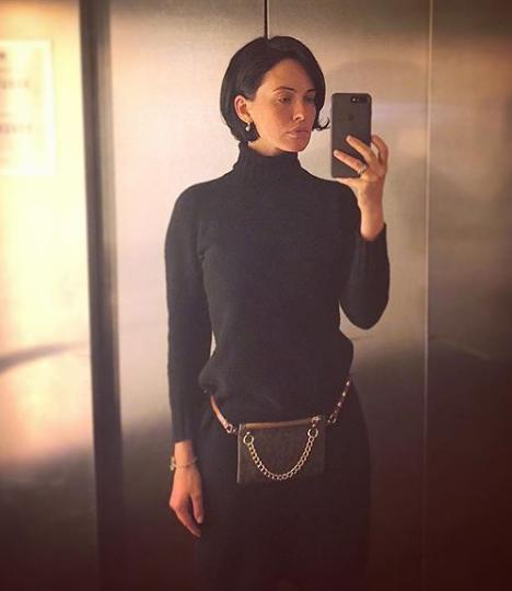 Даша Астафьева выложила в Сеть новое селфи