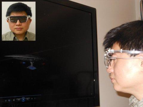 4D-очки с эффектом прикосновения обманывают мозг человека