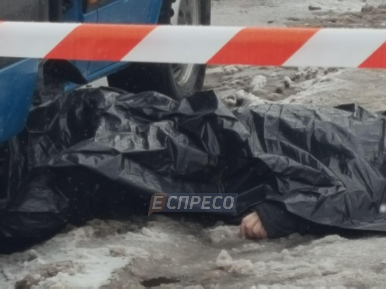 В столице убили человека
