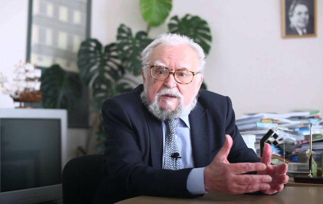 Мирослав Попович был выдающимся украинским ученым и философом. Фото: i.ytimg.com