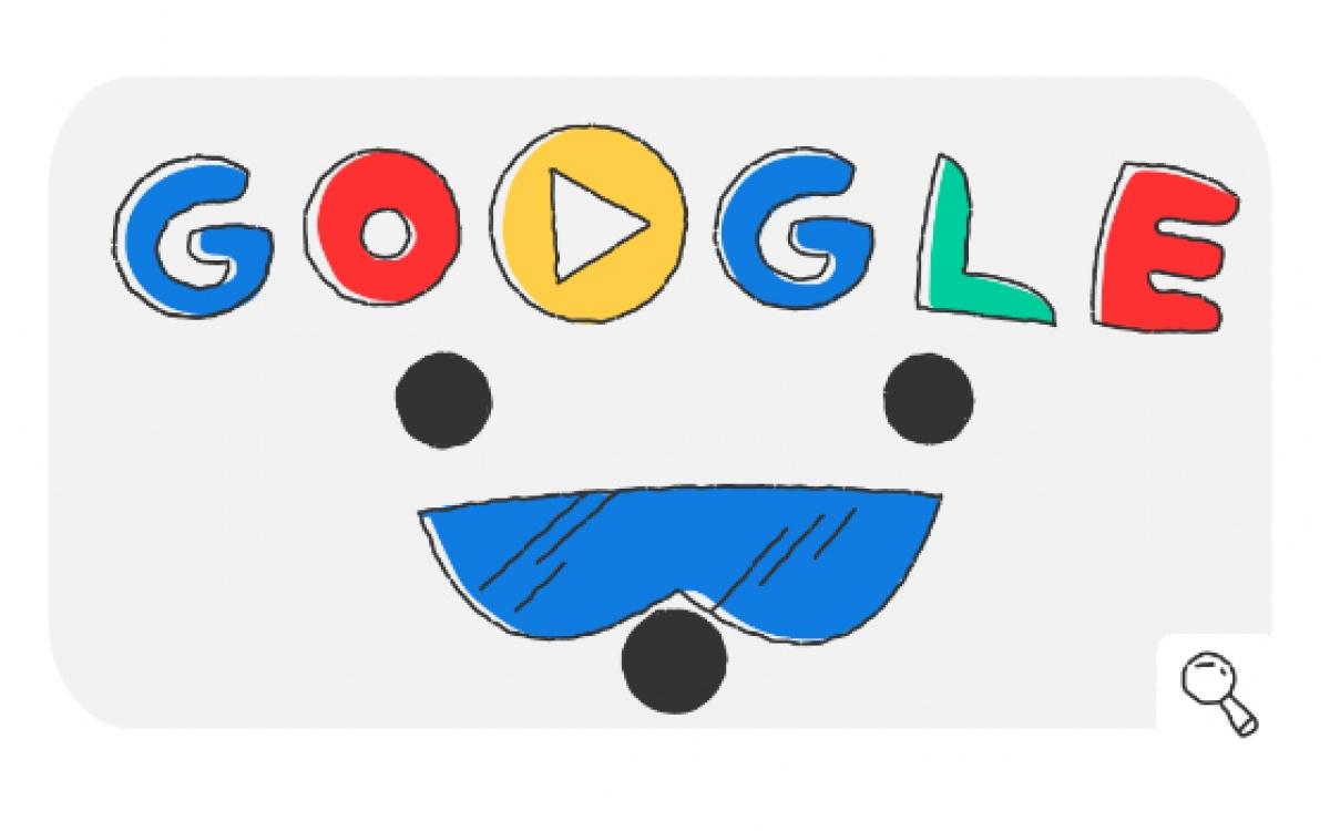 Google отметился забавным дудлом