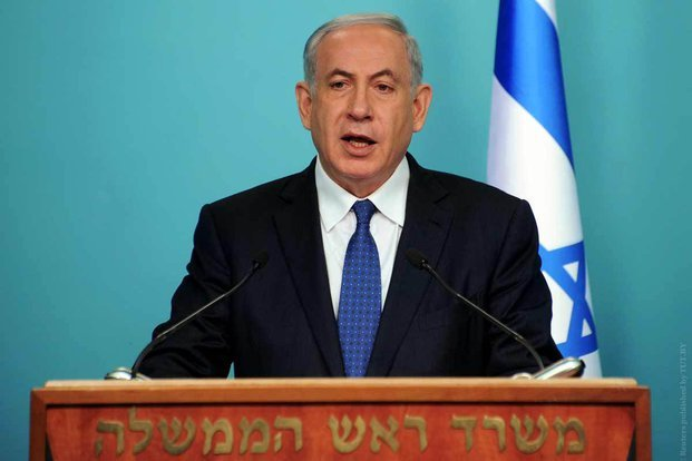 премьер-министр Беньямин Нетаньяху