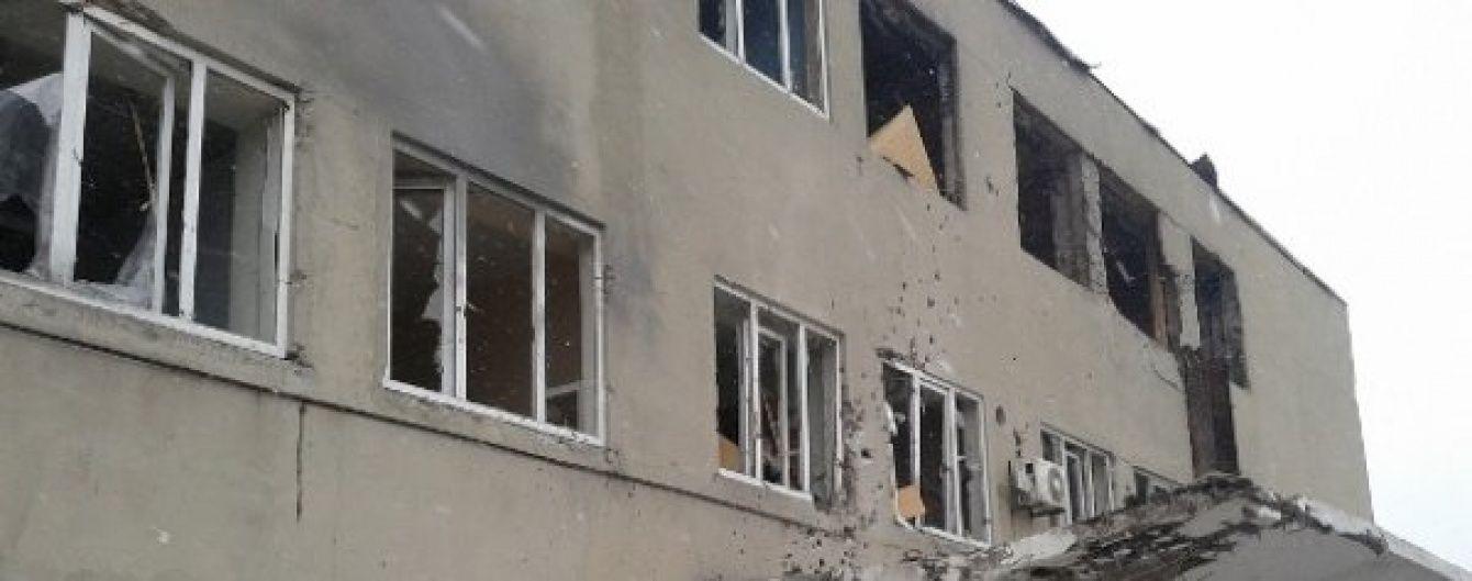 Донецкую фильтровальную станцию не раз обстреливали.