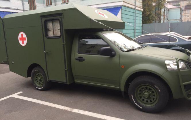 Санитарные автомобили Богдан-2251 модернизируют на основе предложений волонтеров и военных