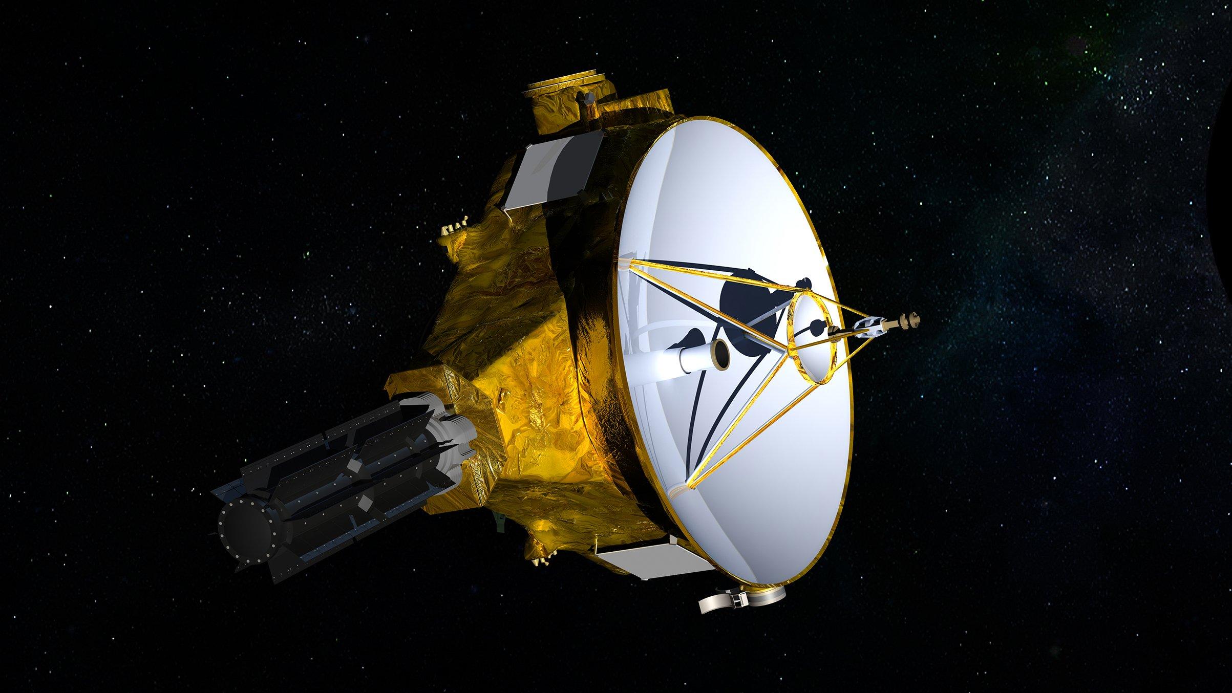 Станция New Horizons