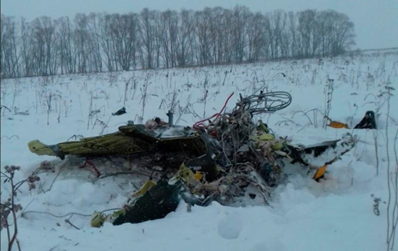 Рейс стал роковым для 65 пассажиров и шестерых членов экипажа. Фото: 50.mchs.gov.ru