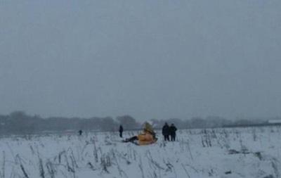 Катастрофа Ан-148 в Подмосковье. Фото: ural56.ru
