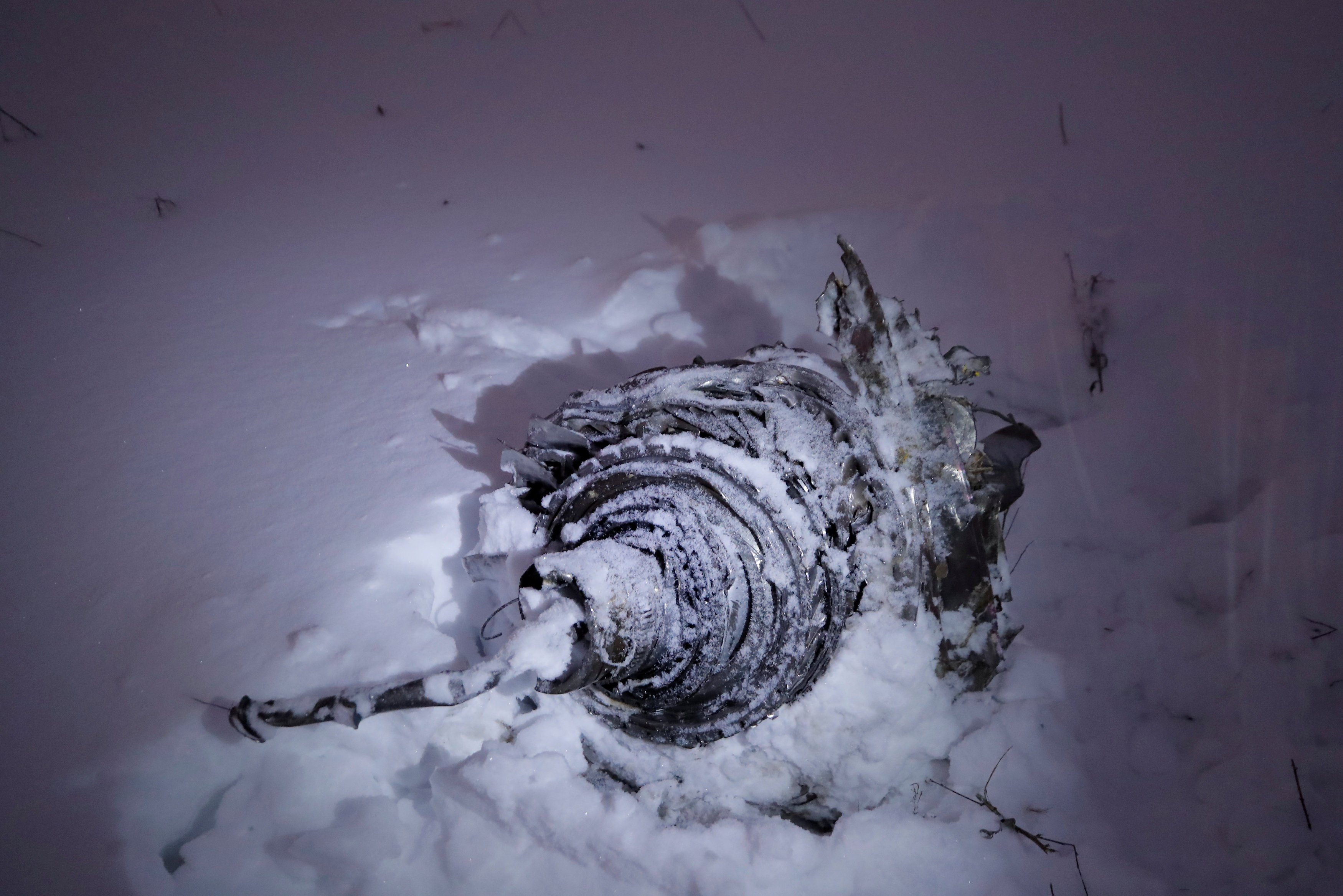 В Подмосковье прогремел взрыв после падения Ан-148