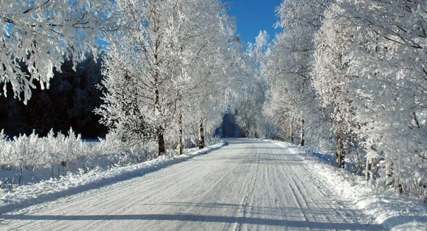 Снег и мокрый снег более вероятен в Левобережной части Украины