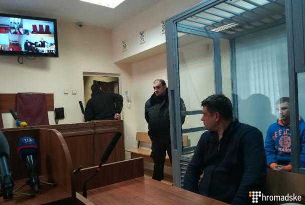 В Киеве суд арестовал Владимира Балабуха, подозреваемого в убийстве
