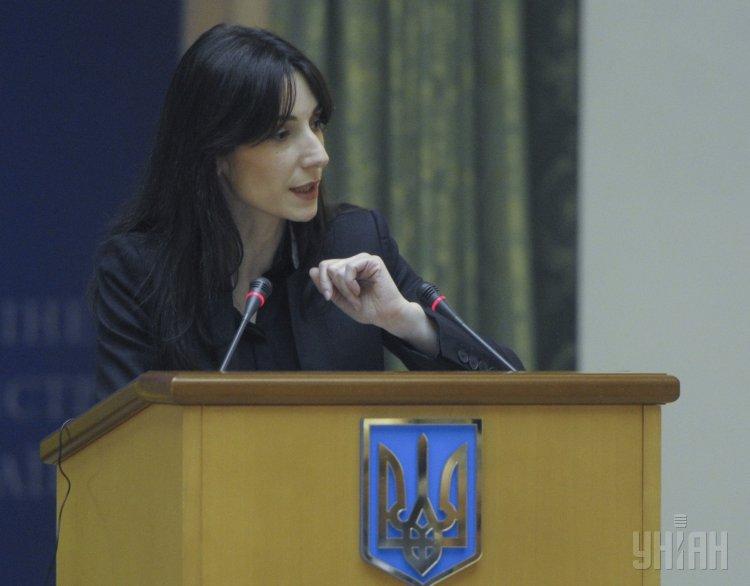 Эка Згуладзе снова стала гражданкой Грузии, сказал Юрий Грымчак