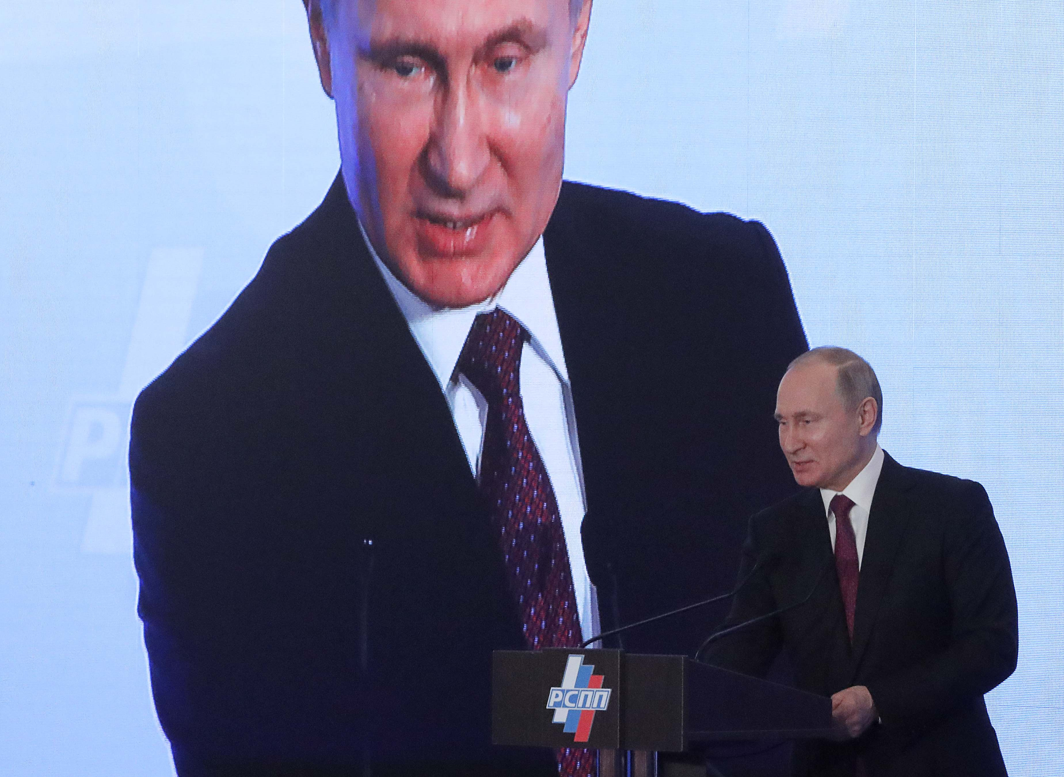 В Сети подшутили над новостью о том, что Владимир Путин простудился