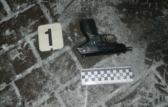 В Киеве задержали парня, устроившего стрельбу