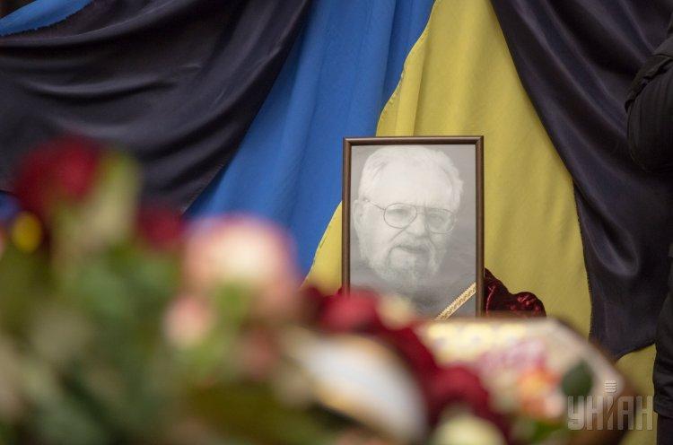 В столице попрощались с Мирославом Поповичем