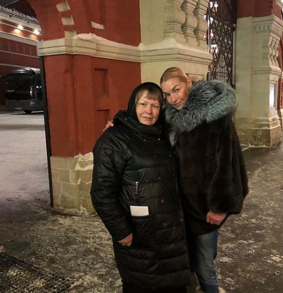 Анастасия Волочкова опубликовала новое фото