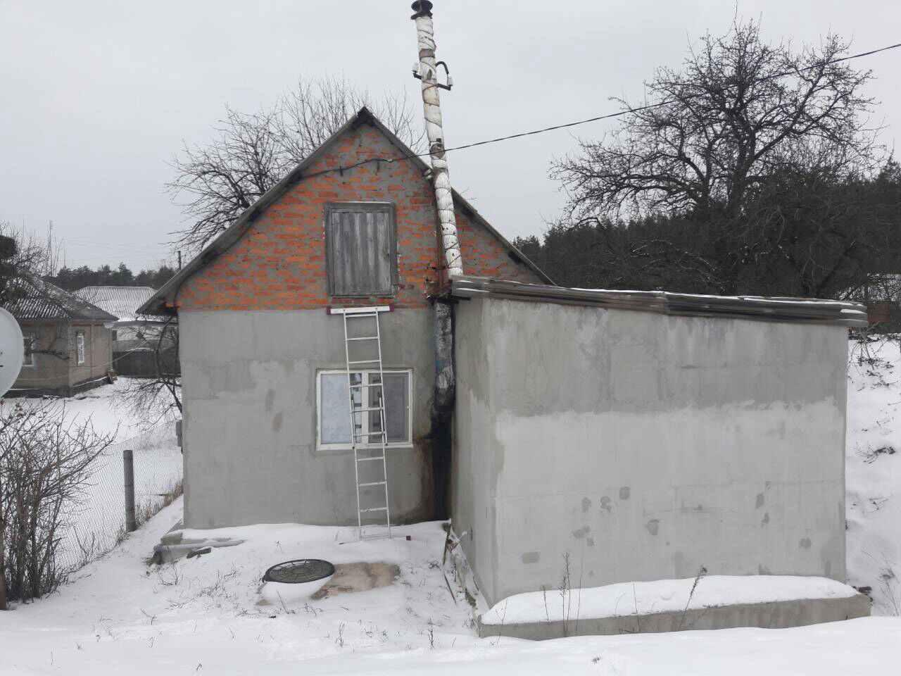 На Харьковщине из-за отравления угарным газом погибла семья