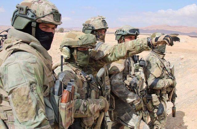 Коалиция нанесла удар по проправительственным силам в Сирии, среди погибших – российские наемники. Фото: checkpointasia.net
