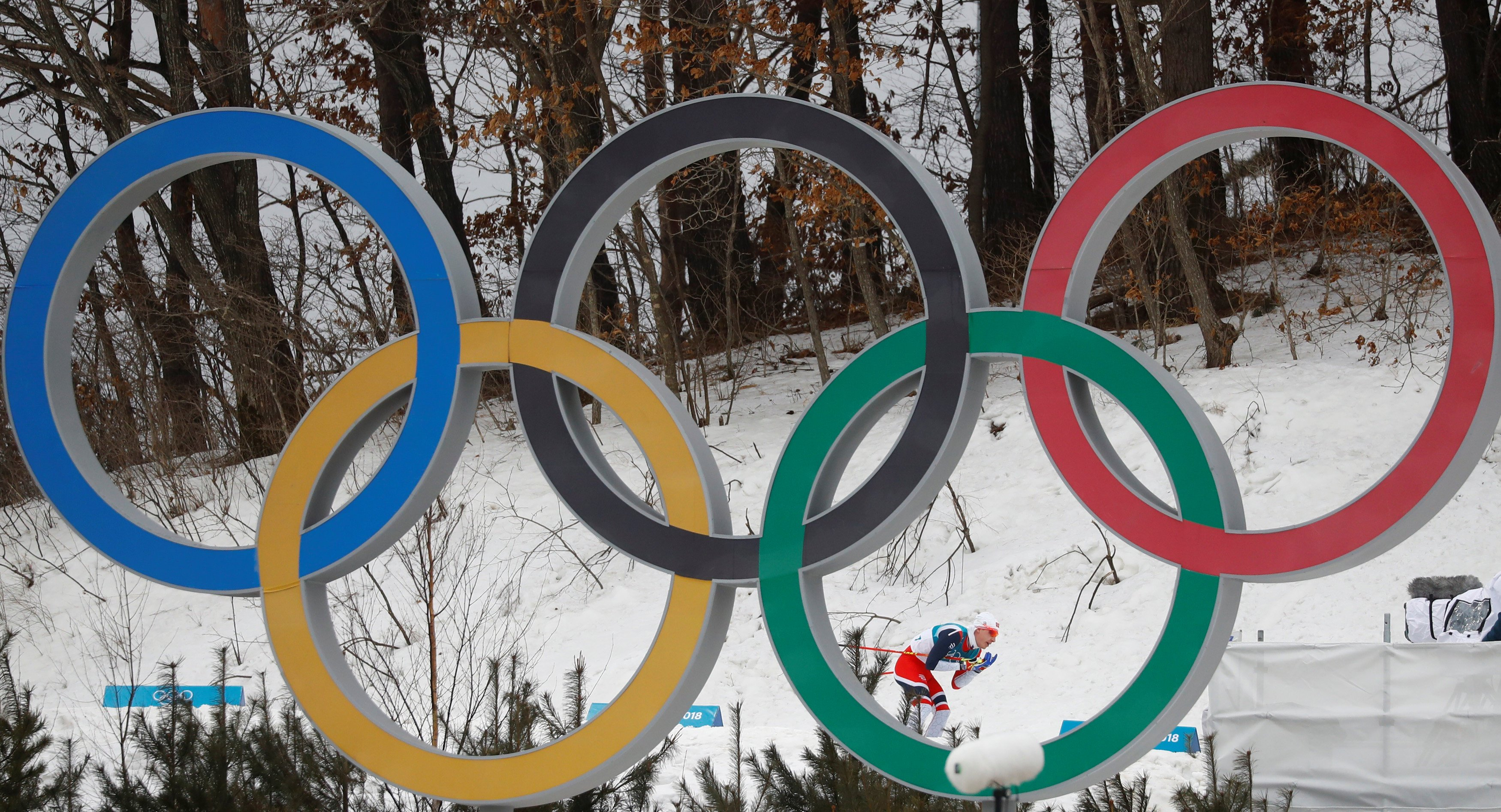 Олимпиада,символ