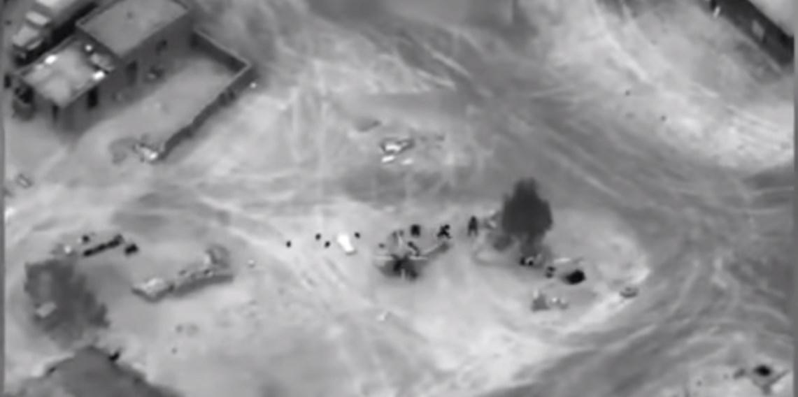 Авиация США уничтожила до 200 военных Асада и наемников ЧВК
