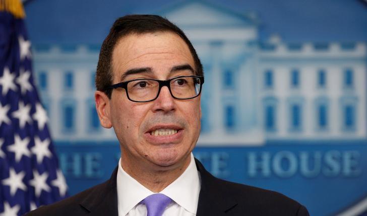 Санкции против Москвы обязательно будут, заявили в Минфине США. Фото: Reuters