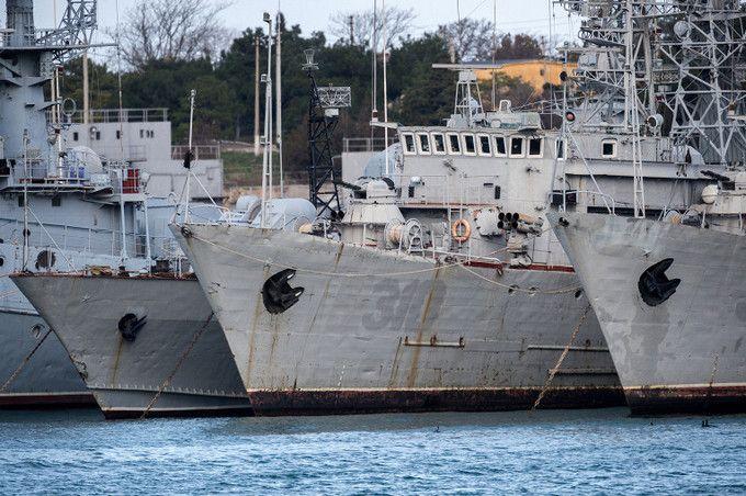 Корабли флот
