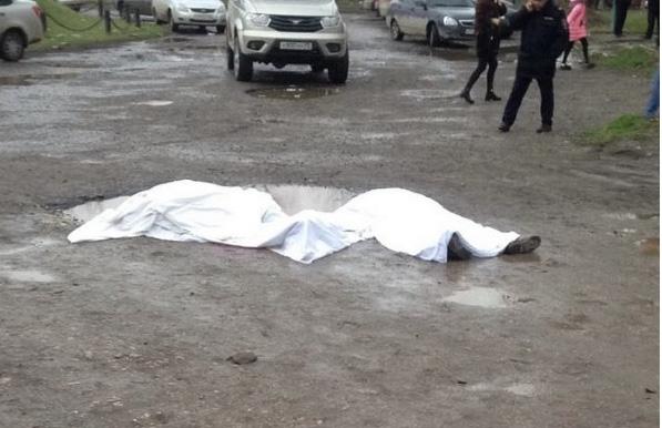 В Дагестане расстреляли толпу людей