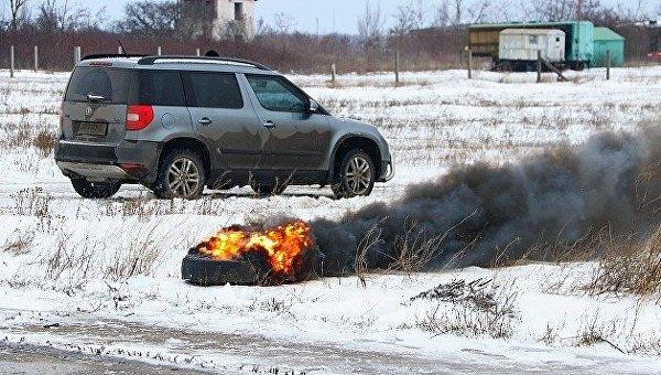 Двое россиян подорвались на собственной мине Фото: pro.berdyansk.biz
