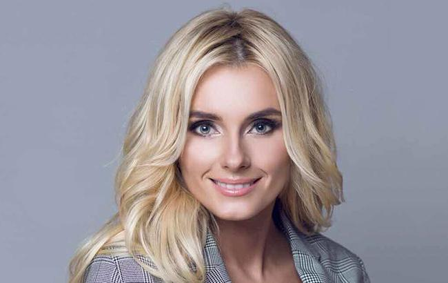 Украинская певица Ирина Федишин Фото: facebook.com/ifedyshyn