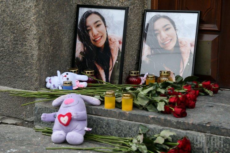 В столице проходила акция из-за самоубийства студентки Мукаддас Насырлаевой