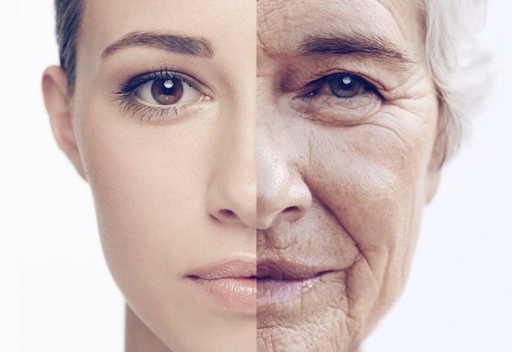 Ожирение печени способно ускорить появление морщин на лице, выяснили ученые