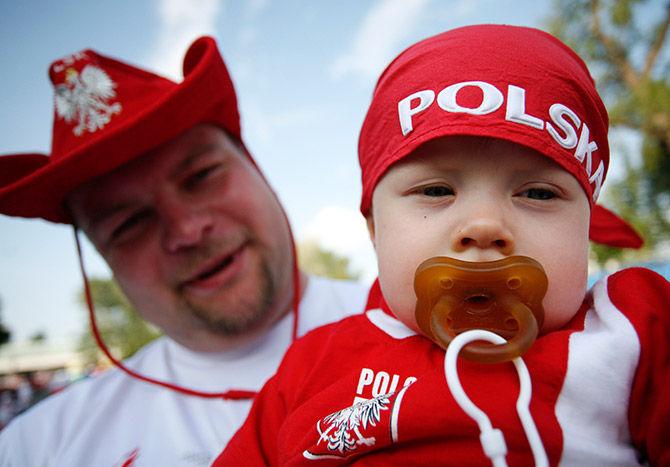 Польские политики ведут