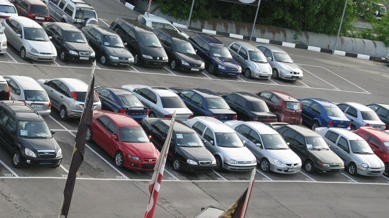 Правительство передало фонду нереализованные конфискованные автомобили