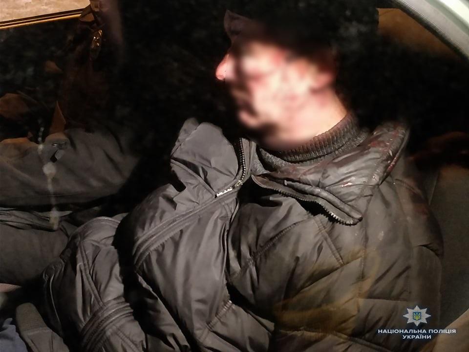 Задержанный бывший боец АТО находится в СИЗО