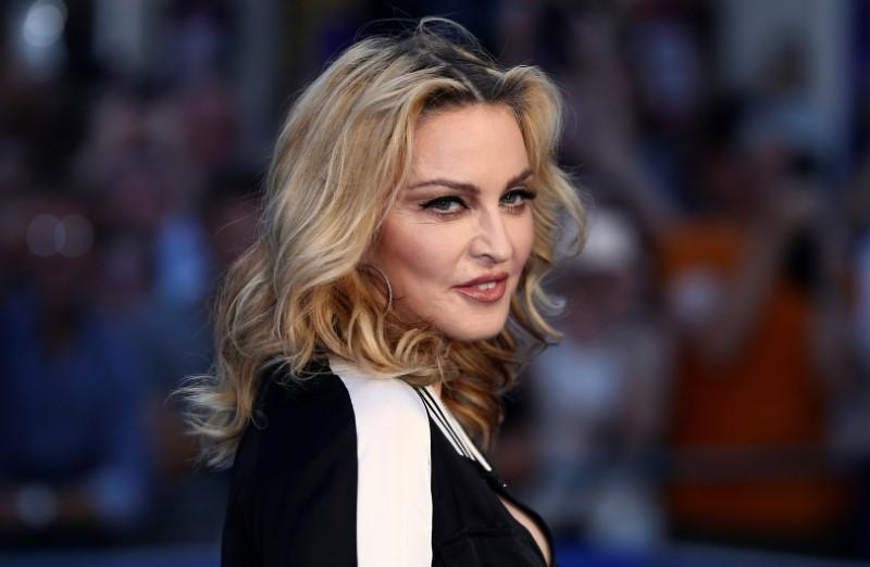 Мадонна снова удивила поклонников откровенным фото