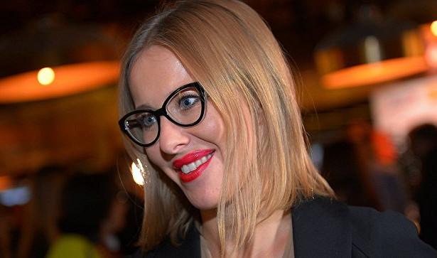 Кампанию Ксении Собчак финансируют медиамагнаты и бизнесмены Фото: РИА Новости