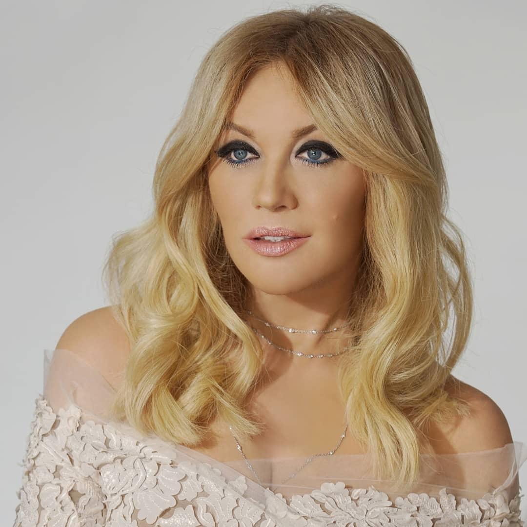 Таисия Повалий выступила на концерте в Москве