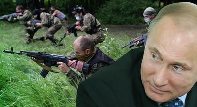 Владимир Путин стремится уйти с оккупированного Донбасса.