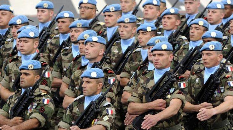 Миротворцы ООН 2