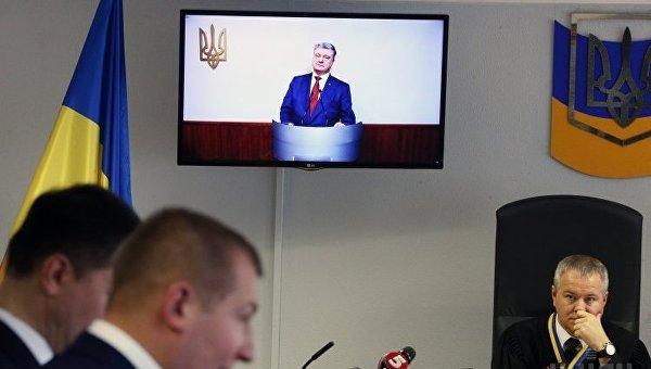 Президент принял участие в заседании суда