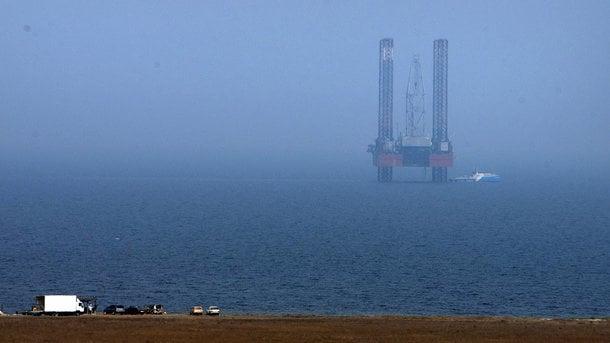 Россия ворует украинский газ в Черном море