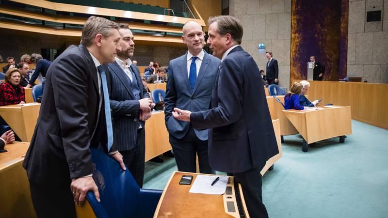 Нидерланды, парламент