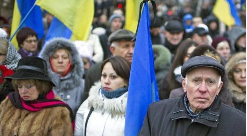 Украинцы только начинают понимать, что их обманули
