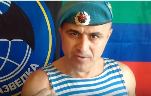 Асхаб Алибеков послал Владимира Путина домой