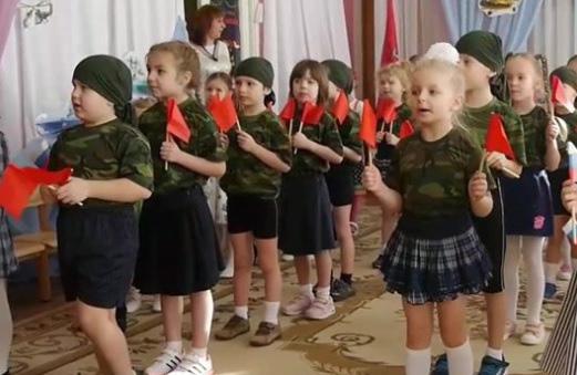 В РФ растят поколение, заточенное на войну