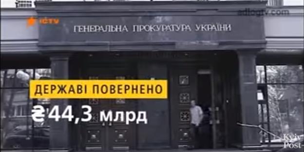 Социальная реклама Генпрокуратуры вызвала массовое возмущение Фото: скрин видео Youtube
