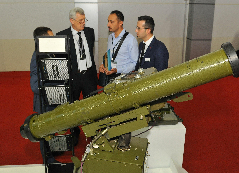 Основными заказчиками отечественной продукции в сфере вооружения остаются страны Азии и Африки Фото: ukroboronprom.com.ua