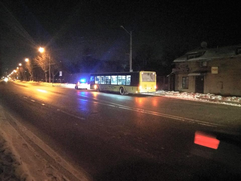 автобус, Львов